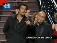 Canal Plus promo - Samedi Soir En Direct - 2003 - 2