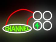 Channel 4 Xmas ID 1978