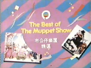 TBG Pearl slide The Best of The Muppet Show 1985