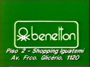Benelton PS TVC 1988
