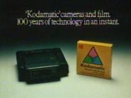 Kodak Kodamatic AS TVC 1982