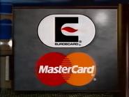 UAFE C open sponsor billboard Eurdecard Mastercard 1996
