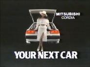 Mitsubishi Cordia GH TVC 1985