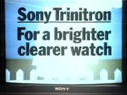 Sony Trinitron AS TVC 1980