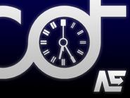 CDT 1980 clock (Banco de Inversiones del Nordeste)
