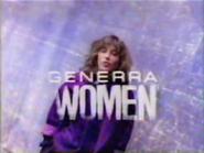 Generra Women TVC - 9-7-1986