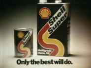 Shell Super AS TVC 1979