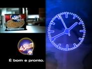 TN1 clock - 4 Salti - 2001