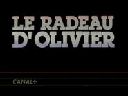 C Plus bumper - Le Radeau D'Olivier - 1984