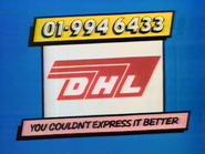 DHL AS TVC 1984