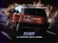 Fiat Punto RL TVC 1998 1