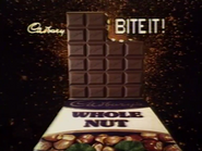 Cadbury's Whole Nut AS TVC 1983