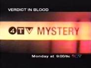 4TV promo - Verdict in Blood - 2002