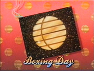 Centric pre and post promo ID - Boxing Day 1986
