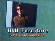 H&H Furniture TVC 1991