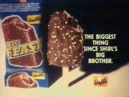 Wall's Big Feast AS TVC 1984