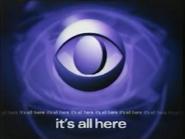 CBS slogan 2000 purple