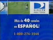 DirecTV URA Spanish TVC 2000 1