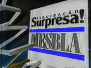 Liquidacao Supresa Mesbla 1987 TVC
