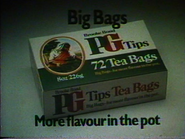 PG Tips AS TVC 1976