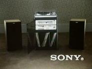 Sony CD AS TVC 1980
