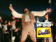 Wall's Cornetto AS TVC 1985