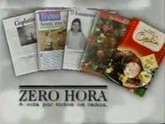 Zero Hora TVC 2001