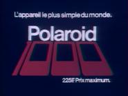 Polaroid 1000 RLN TVC 1980