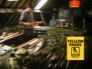 Yellow Pages AS TVC 1984