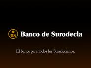 Banco de Surodecia TVC 1987