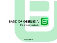 Bank of Geerlesia TVC 2000