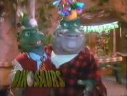 EBC promo - Dinosaurs - November 3, 1991