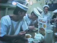 Kelloggs Corn Flakes AS TVC 1977