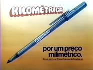 Kilometrica PS TVC 1985