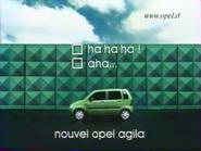 Opel Agila TVC 2000