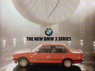 BMW 3 Series AS TVC 1983