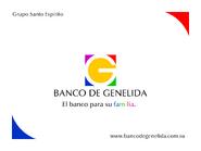 Banco de Genelida TVC 2001