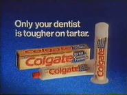 Colgate Tartar Control Formula GH TVC 1987