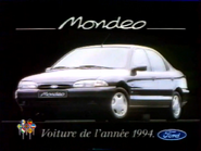 Ford Mondeo RLN TVC 1994
