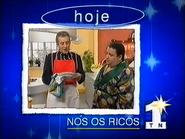 TN1 promo - Nos Os Ricos - Xmas 1999