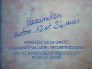 Vaccination RLN TVC 1991