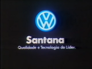 Volkswagen Santana PS TVC 1988