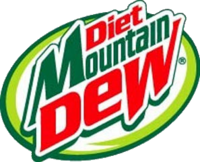 Diet Mountain Dew Tau current logo.png