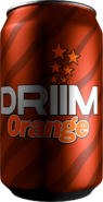 Driim Orange Can 1991