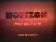 Horizon AS TVC 1983