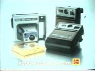 Kodak Instant Cameras AS TVC 1977