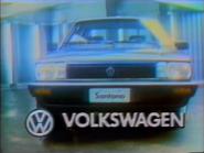Sigma Volkswagen sponsor 1988