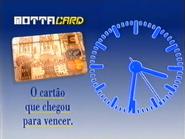 TN1 clock - MottaCard - 1993 - 2