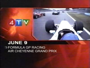 4TV promo - Formula GP Racing Air Cheyenne Grand Prix - 2002