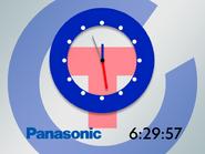 GTC 2000 clock (Panasonic)